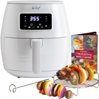 Deals on Deco Chef Deco Chef Digital 5.8QT Electric Air Fryer