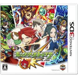 【預購】日本進口最終SALE!任天堂 Nintendo 3DS 怪物彈珠 MONSTER STRIKE 日文版 N3DS【星野日本玩具】