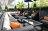 DOMINGO 多明尼哥 長型咖啡桌(大) 戶外家具【7OCEANS七海休閒傢俱】TIGER 咖啡混色 2