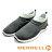 【MERRELL 8折│全店免運】MERRELL 1SIX8 MOC 女鞋 灰綠色 健行鞋│休閒鞋 0