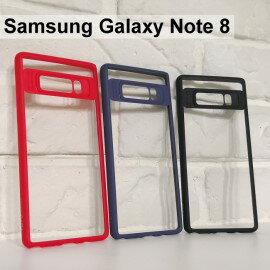 【TOTU】晶彩系列透明保護殼SamsungGalaxyNote8N950FD(6.3吋)
