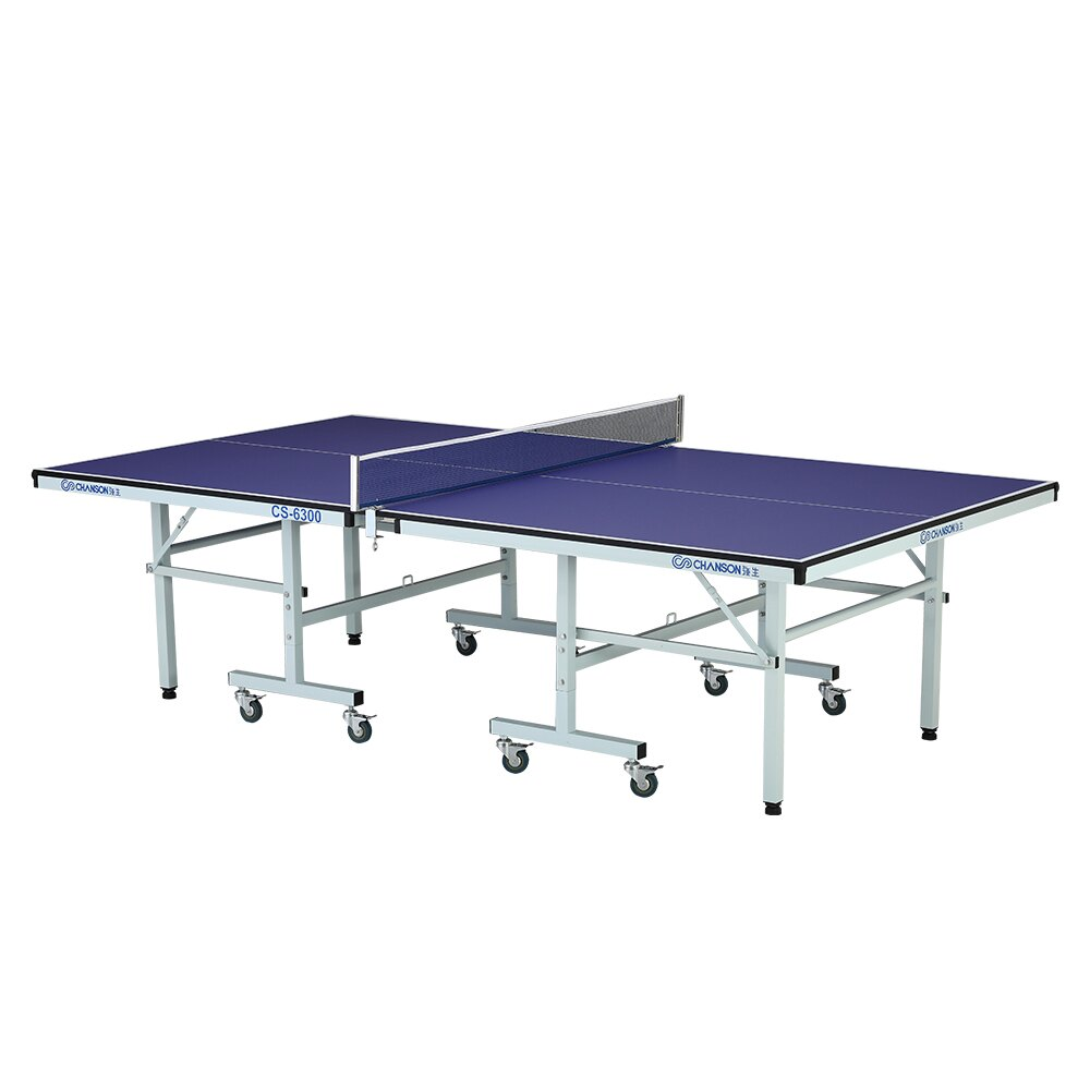 【H.Y SPORT】【強生CHANSON】桌球台 桌球桌/ 桌球檯/乒乓球桌 CS-6300 18mm+桌框加強 免運費 專人到府安裝