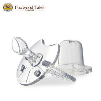 ★ Foxwood Tales ★狐狸村傳奇全矽膠新生兒拇指型安撫奶嘴