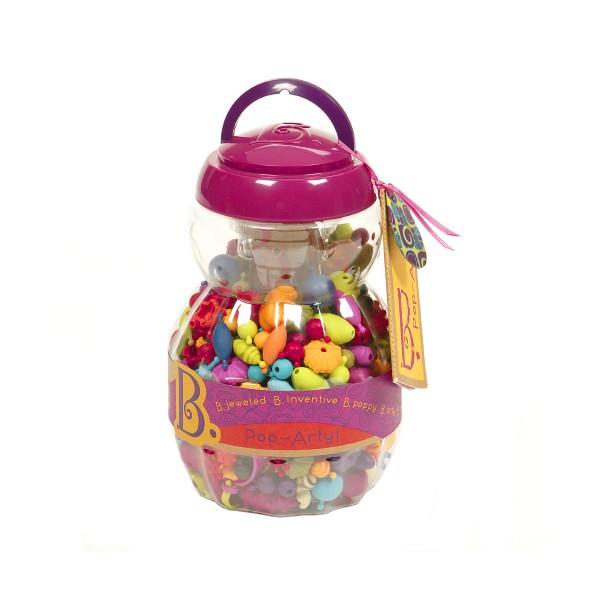 B.Toys 波普珠珠 串珠 美感能力 兒童 玩具