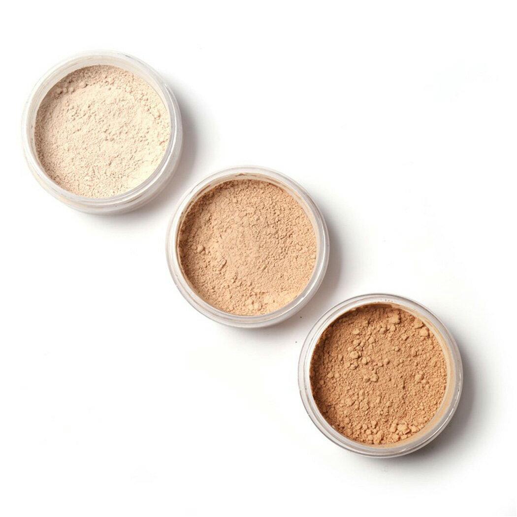 Beauty Pro Powder Loose Powder Waterproof Skin Finish Powder 1