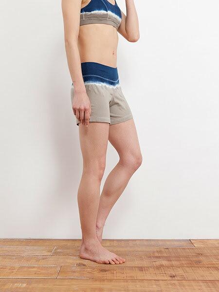 【Bali】草木染漸層短褲 1