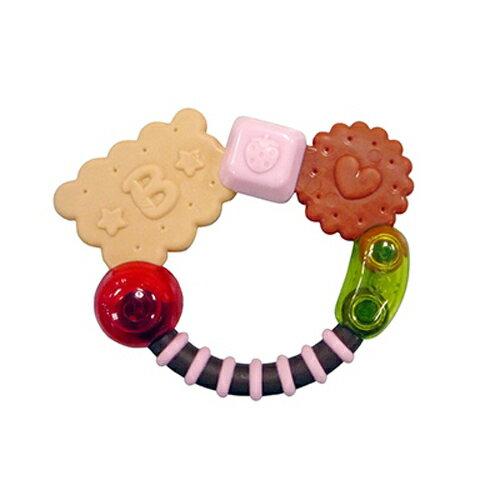 ~奇買親子 網~樂雅 Toy Royal 餅乾咬牙器