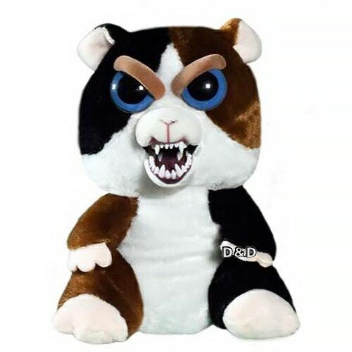 《Feisty Pets》淘氣變臉玩偶 - Cuddles 天竺鼠 (正版商品)