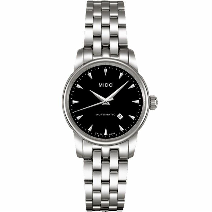 Mido 美度錶 M76004181 Baroncelli系列瑞士簡潔內斂機械腕錶  / 29mm - 限時優惠好康折扣
