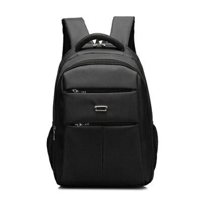 後背包純色電腦包-大容量防水耐磨旅行男雙肩包5色73ru3【獨家進口】【米蘭精品】