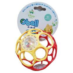 Kids II Oball 魔力洞動球4吋-Disney Baby 小熊維尼沙沙洞動球KI11153★衛立兒生活館★