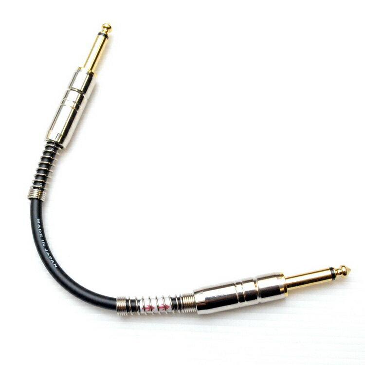 志達電子 CAB123 日本 Canare 吉他專用導線 6.3mm單音 直式轉接直式