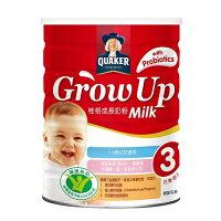 桂格grow up 成長奶粉三益菌配方1500g【愛買】 0