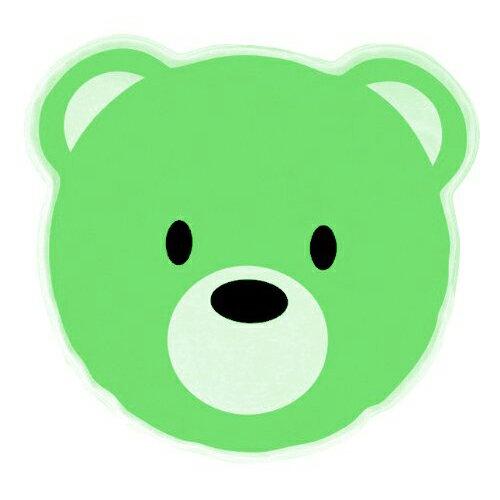 R&R 冷熱敷墊(未滅菌) 凍凍熊冷熱敷墊 L 蘋果綠 SD-7010