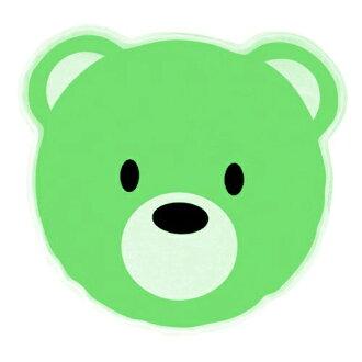 R&R 冷熱敷墊(未滅菌) 凍凍熊冷熱敷墊L 蘋果綠 SD-7010