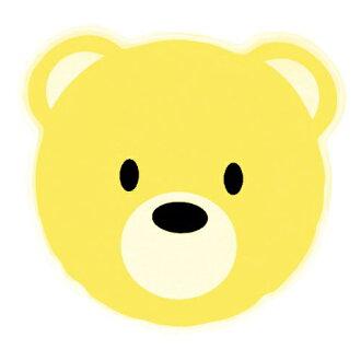 R&R 冷熱敷墊(未滅菌) 凍凍熊冷熱敷墊L 檸檬黃 SD-7010