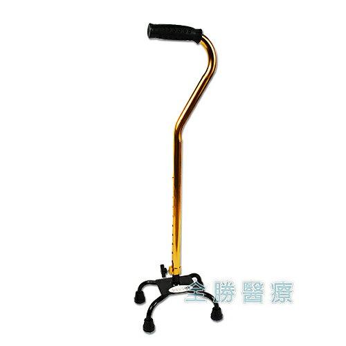 均佳手杖(未滅菌) 鋁合金小四腳拐