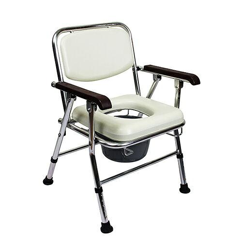 均佳 鋁合金收合便器椅 JCS~202