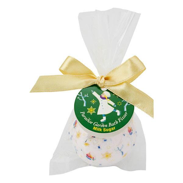 CHARLEY 天堂花園發泡入浴錠-牛奶蜜糖香 80g