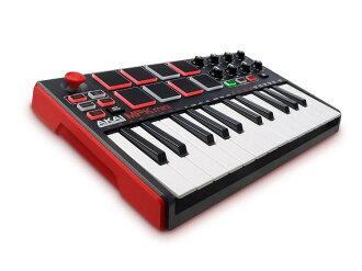 ::bonJOIE:: 美國進口 Akai MPK mini MKII MIDI 二代新版 音樂鍵盤 (全新盒裝) MPKmini Keyboard Key 控制鍵盤 鍵盤 樂器 電子樂器