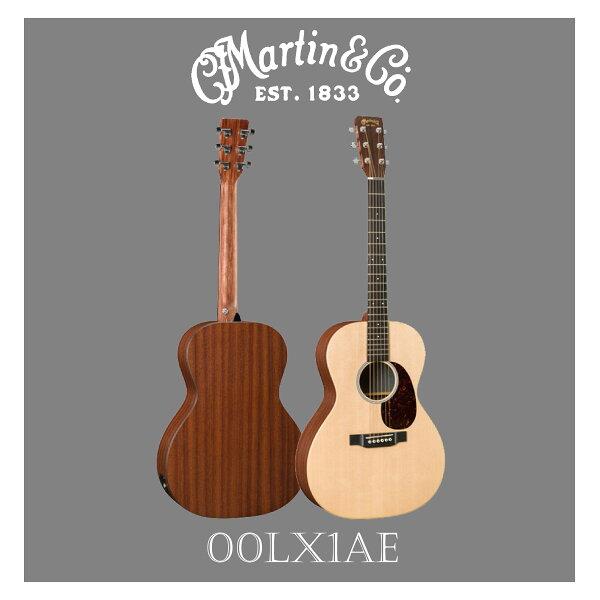 【非凡樂器】Martin【00LX1AE】電木吉他贈導線贈超值配件包公司貨保固