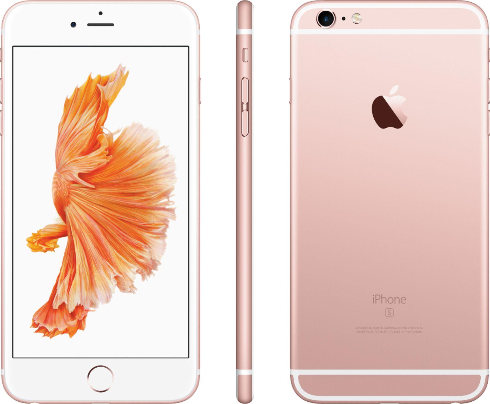 Apple iPhone 6s/6 Rose Gold Glassy ECHO