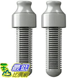 [美國直購] Water Bobble 200BOB2PGY 2-Pack Replaceable Water Filter, Gray 濾芯