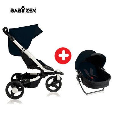 法國【BABYZEN】ZEN 0+ 手推車 (含睡箱) 3