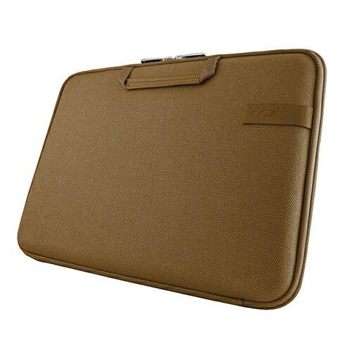 "【美國代購】Cozistyle PC材質硬殻保護 Smart Sleeve Case for  MacBook Air 11"" 13"" 15"" -黃褐色"