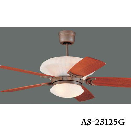 現代簡約系列★歐風時尚56吋吊扇燈風扇燈櫻桃木光源另計★永光照明AS-25125G