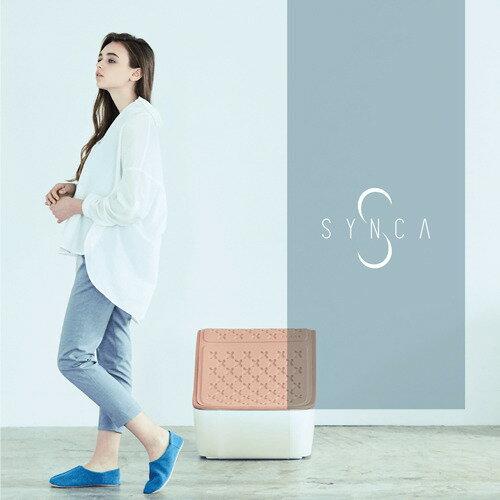 喬山Johnson|日本原裝SYNCA 新世代秀腿機Nest Plus︱FM212 腳部按摩美腿機