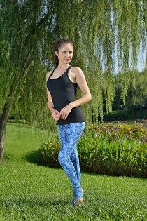 TH3 瑜珈專門店:TH3yoga超彈速乾踩腳瑜珈長褲#1860