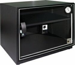 弘瀚--收藏家80公升可控濕全功能電子防潮箱 AW-80  長鏡頭保管最佳機種
