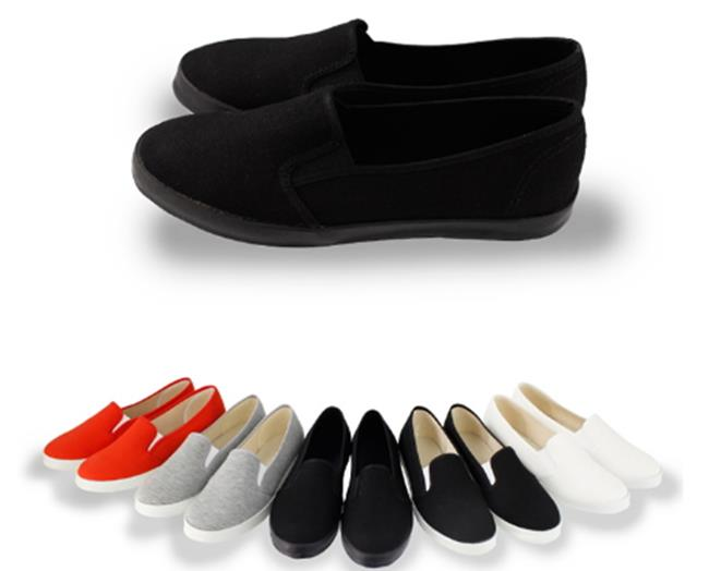 (現貨特價‧快速出貨)50%OFF SHOP【SP1FUFA】素面懶人鞋(手繪用) 帆船鞋帆布鞋韓版nike懶人鞋拖鞋高跟鞋厚底鞋涼鞋