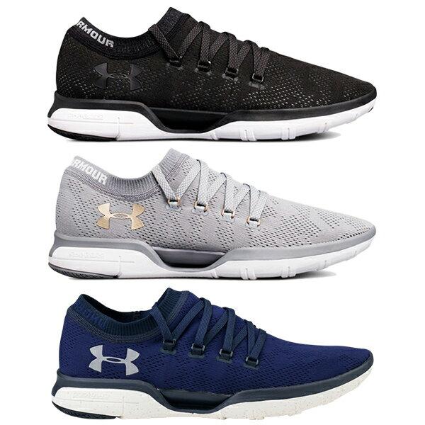 Shoestw【3000009-】UNDER ARMOUR UA  COOL SWITCH 2 慢跑鞋 散熱網布 黑色 灰色 深藍 男生 0