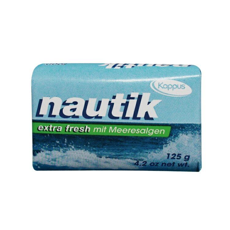 Kappus 海藻墨角藻嫩白美體皂 125g