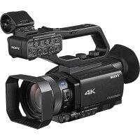 【新博攝影】Sony HXR-NX80 4K HDR攝影機(分期0利率;台灣索尼公司貨) 0