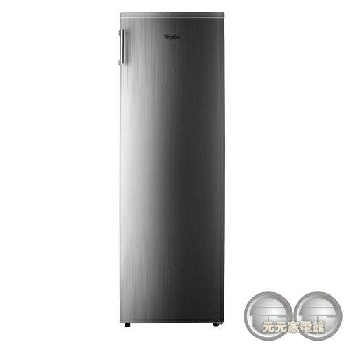 Whirlpool惠而浦冰櫃系列風冷立式鈦金鋼WIF1193G