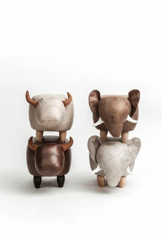 動物造型椅 兒童椅 換鞋椅 擱腳凳 休閒椅 矮凳 矮椅 椅凳 椅子 小矮凳 居家椅 造型椅 0