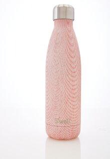 立可康生活館:【S'well】不鏽鋼保溫瓶TextileGrapefruitLinen17oz(500ml)