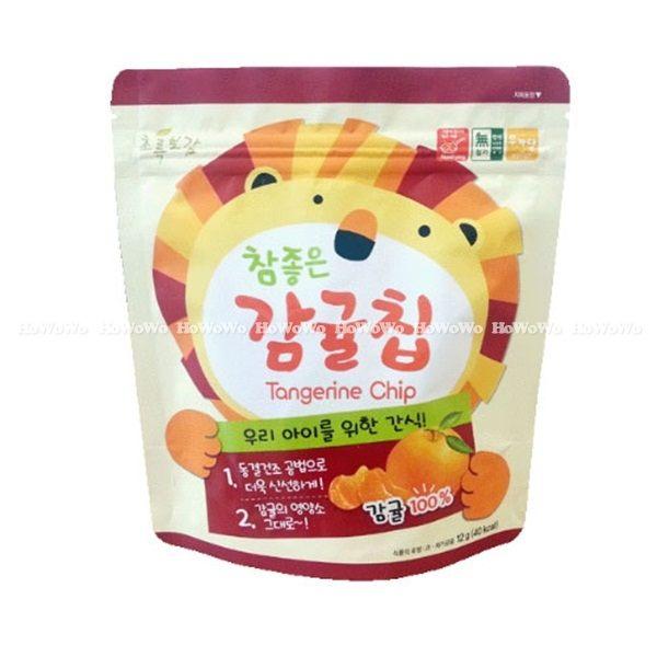 韓國 NATURAL CHOICE 自然首選動物園水果脆片-橘子口味 BGC7178 好娃娃