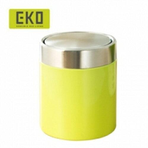 EKO 方迪桌面垃圾桶-1.5L (蘋果綠) - 限時優惠好康折扣