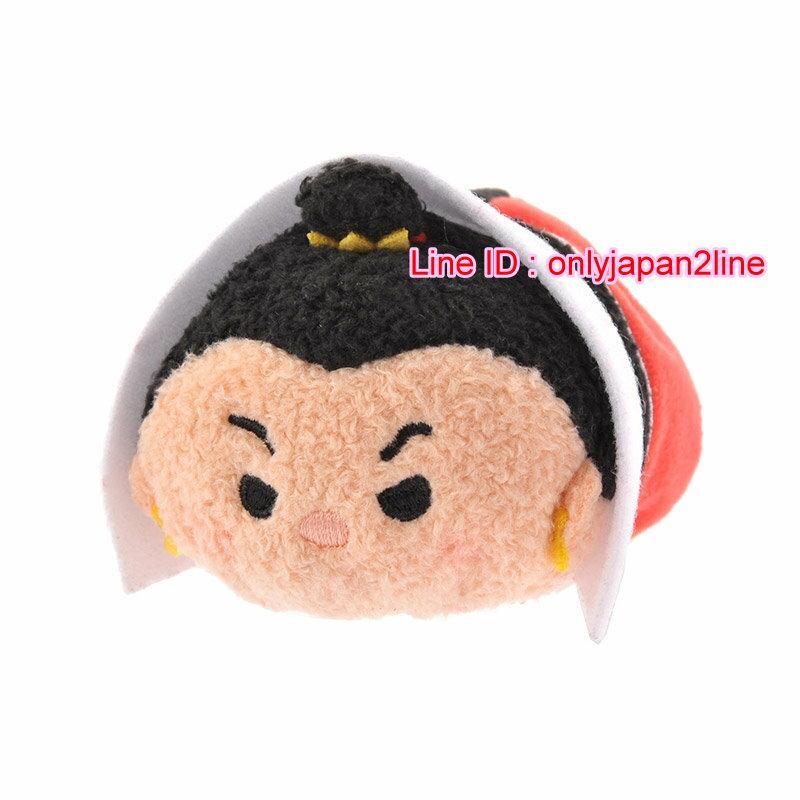 【真愛日本】16101200018 專賣店限定tsum娃S-紅心女王   迪士尼 愛麗絲夢遊仙境  疊疊樂  手玉娃娃