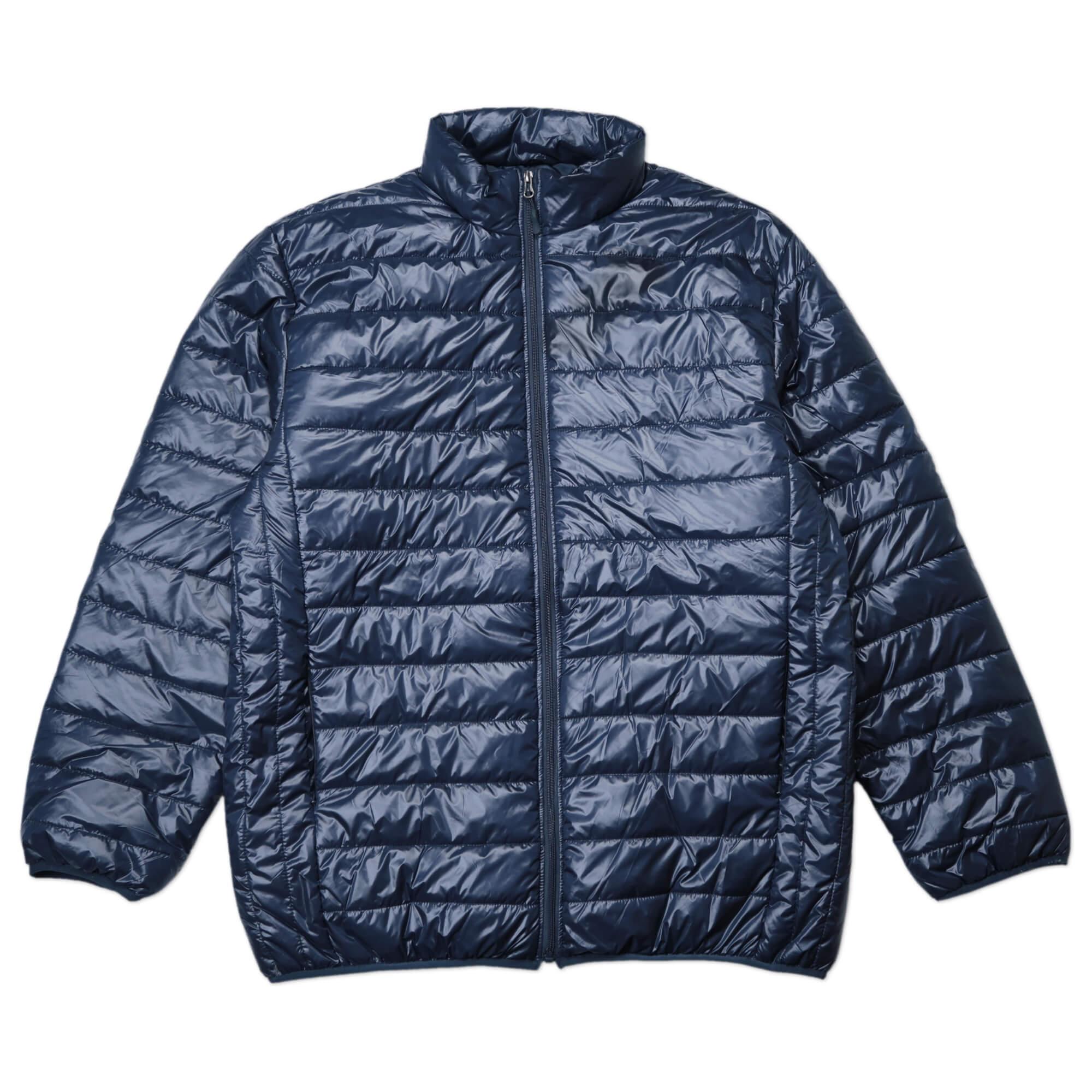 加大尺碼超輕量立領舖棉保暖外套 大尺碼夾克外套 大尺碼騎士外套 大尺碼防寒外套 大尺碼擋風外套 大尺碼休閒外套 鋪棉外套 藍色外套 黑色外套 (321-A831-08)深藍色、(321-A831-21)黑色、、(321-A831-22)灰色、(321-A830-22)灰綠色 5L 6L 7L 8L (胸圍:56~62英吋) [實體店面保障] sun-e 3