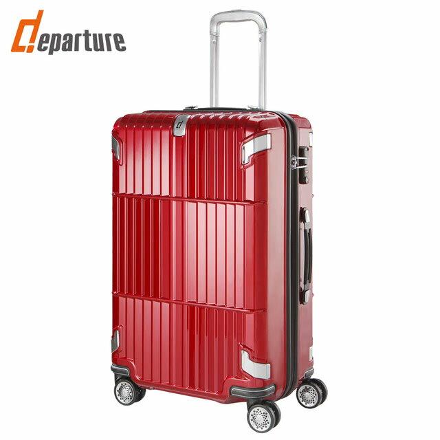 【departure 】Sant Andrea亮面 27吋 行李箱 / 旅行箱-3色-現貨 0