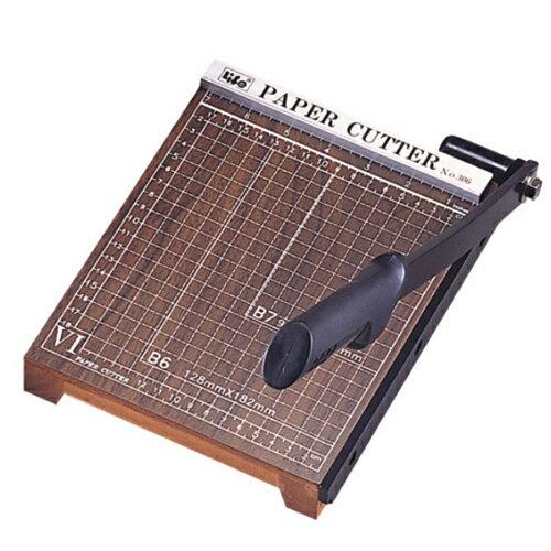 【LIFE 徠福】 NO.305(B5)木製裁紙機