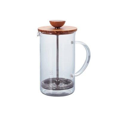 金時代書香咖啡 HARIO 自然風濾壓壺 600ML THW-4-OV