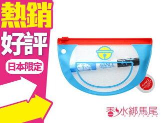 ◐香水綁馬尾◐Avance 哆啦a夢 日本限定 小叮噹 防水睫毛膏 雙頭 藍色 黑色 各 4ml