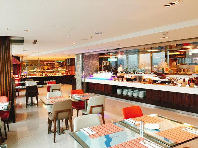 台中亞緻大飯店異料理假日自助下午茶吃飽到餐券