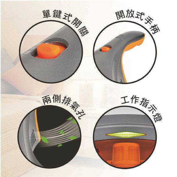 寶貝屋 歌林紫外線旋風塵螨機 KTC-LNV309M 除塵螨機 UV 手持式 吸塵器 殺菌 除螨機【神腦貨】保固一年